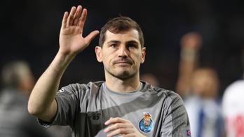 A Porto elnöke visszavonultatná Casillast, a kapus még kivár