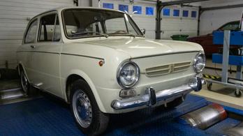 Totalcar Erőmérő: Fiat 850 Special