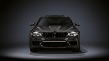 Visszafogott és villámgyors a születésnapi BMW M5