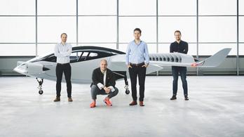 Hat éven belül szolgálatba áll a német repülő taxi