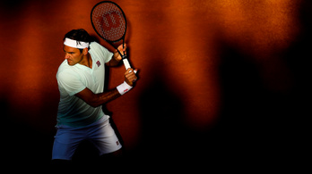 Federer visszalépett a római tenisztorna negyeddöntője előtt