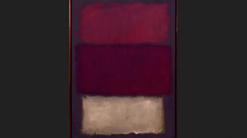 Több mint 50 millió dollárért ment el egy Rothko-festmény