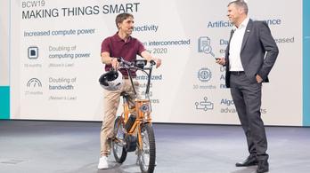 Mi a fenének kellene okos épület meg okos bicikli a világnak?