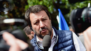 Salvini: Európát ma az euroszkeptikusok irányítják