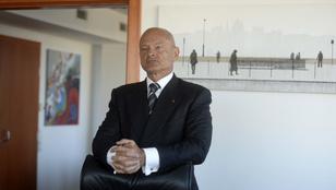 A hadvezér, akinek mindig üres az íróasztala – Patai Mihály MNB-alelnök portréja