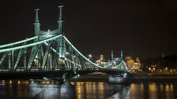 Beleesett a Szabadság hídról a Dunába, onnan maga hívta a rendőröket