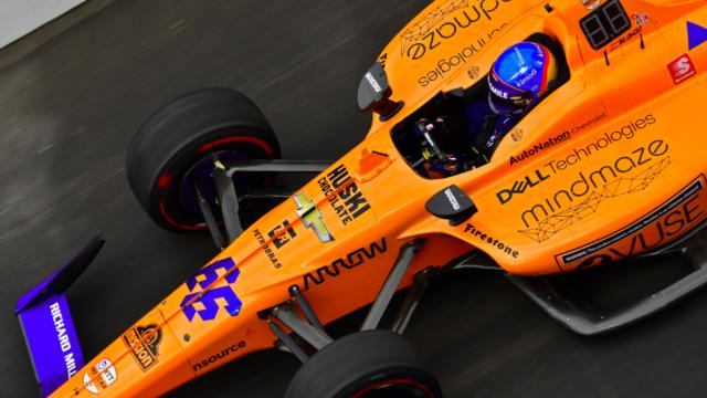 Indy 500 – 4. nap: Felpörögtek az események a Fast Fridayen