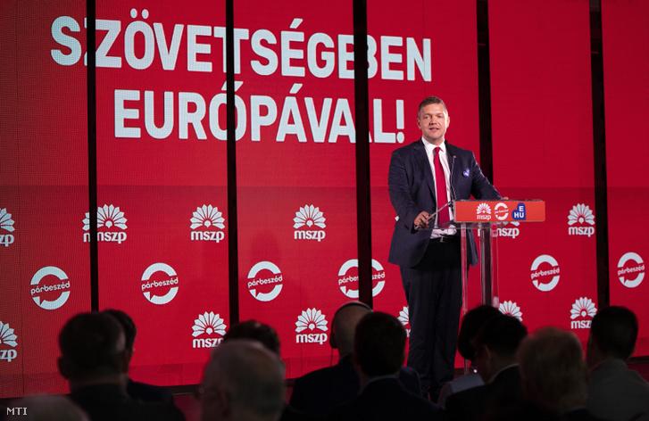 Tóth Bertalan az MSZP elnöke