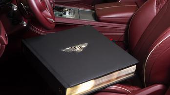 73 milliós könyvvel ünnepel a Bentley