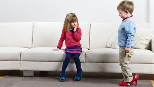 Mit tegyél, ha a fiad szoknyában akar oviba menni?