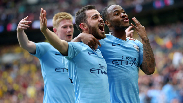 A Manchester City átgázolt a Watfordon, 6-0-val övé a FA-kupa
