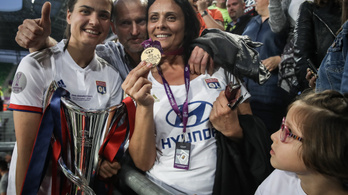 Marozsán indította be a budapesti BL-döntőt, legenda lett