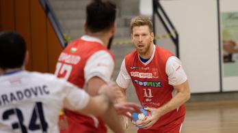 A Vecsés nulla ponttal zárta a kézilabda NB I. teljes szezonját