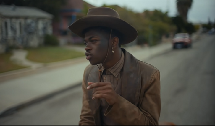 Forrás: Lil Nas X / Youtube