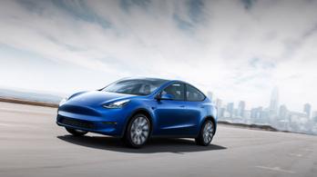 Jobban fogyaszt a Tesla Model Y, mint ígérték