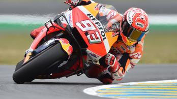 Márquez simán leszállította a 300. Honda-győzelmet