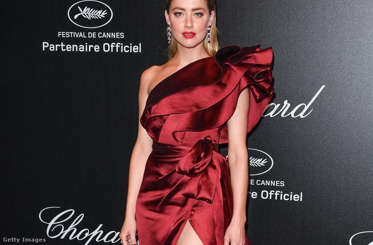 2. Amber Heard