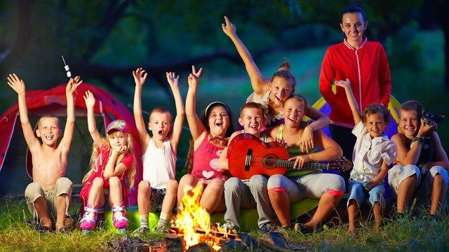 7 ok, amiért jó a tábor a gyerekeknek