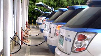 Ezekkel az autókkal lett Kína villanyautós nagyhatalom