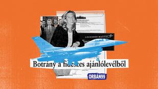 Orbán háta mögött lobbizott a két államtitkár, a lábuk sem érte a földet