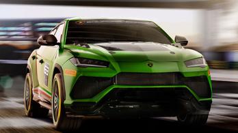 Folytatódik az SUV-harc, az Urusból is készül sportváltozat