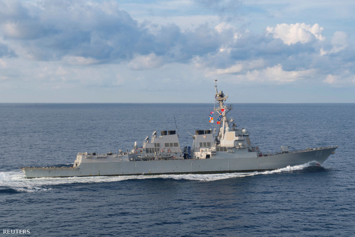 A USS Preble