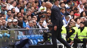 Zidane: Akarunk mi nyerni, csak nem tudunk