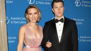 Eljegyezték Scarlett Johanssont, nézze meg, ki a vőlegény!