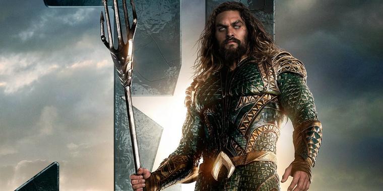 Íme egy promófotó Aquamanről, ugye, hogy totál ugyanaz a stílus?