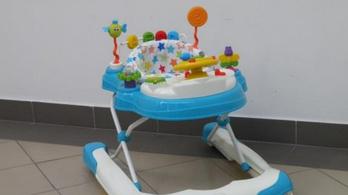 Balesetveszélyes gyerekjátékokat vont ki a forgalomból a fogyasztóvédelmi hatóság