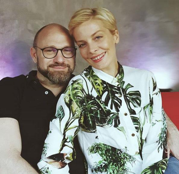 Tatár Csilla csak nagyon ritkán posztol fotót Instagramjára férjéről, Kunos Balázsról.