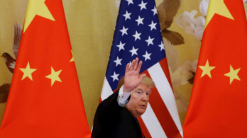 USA vs. Kína: most már vérre megy