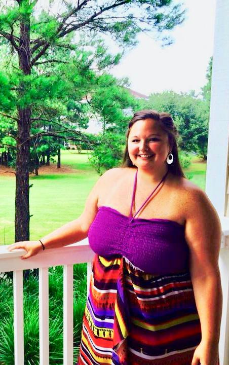 Marie XXL-es méretű ruhákat hordott, most, a fogyás után már csak 58 kg-t nyom, és teljesen le kellett cserélnie a ruhatárát