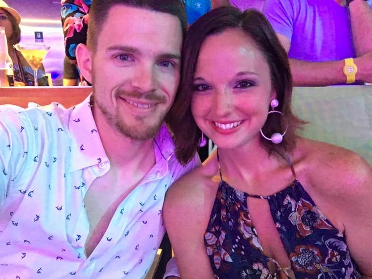 Corey (32) és Marie (30) ma már tökéletes egészségnek örvendenek, ám nem volt ez mindig így