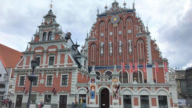 Riga, a Baltikum gyöngyszeme