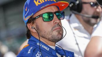 A McLaren nem vásárolja be Alonsót az Indy 500-ra