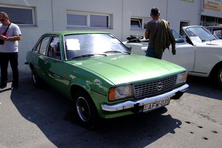 Egy autó, amit reálisan mért az eladó - aki mellesleg magyar volt