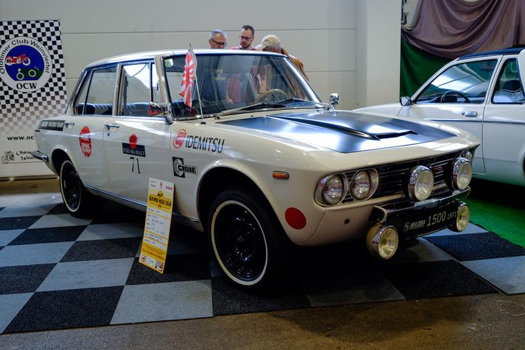 Mazda 1500 Luce 1971-ből