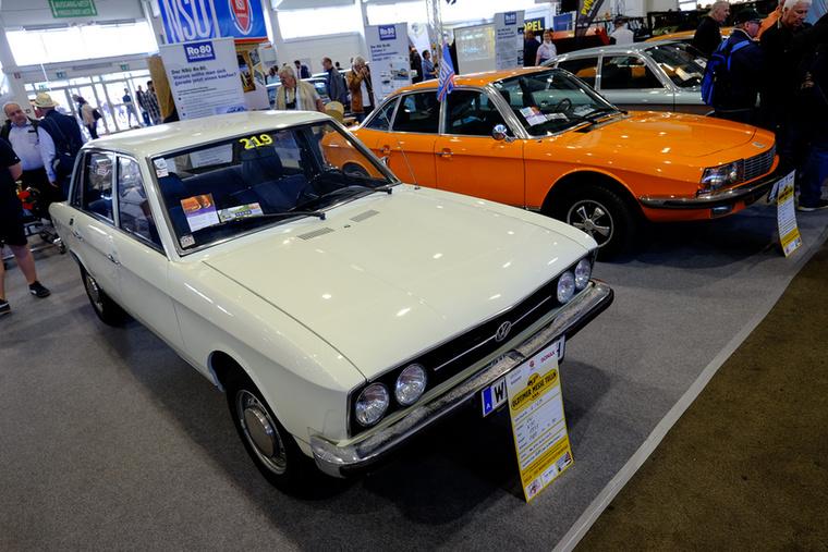 Édestesók: Volkswagen K70 és NSU Ro80