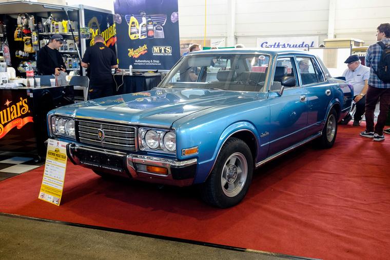Toyota Crown a hetvenes évek végéről