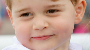 Ekkorát nőtt György herceg: Katalin hercegné megint posztolt