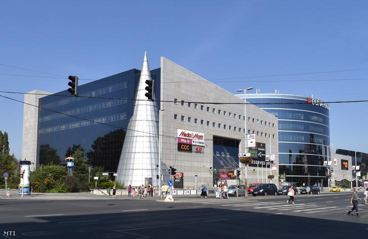 Egyik lehetséges új vétel a Duna Plaza épületei a XIII. kerületi Váci út 178. alatt