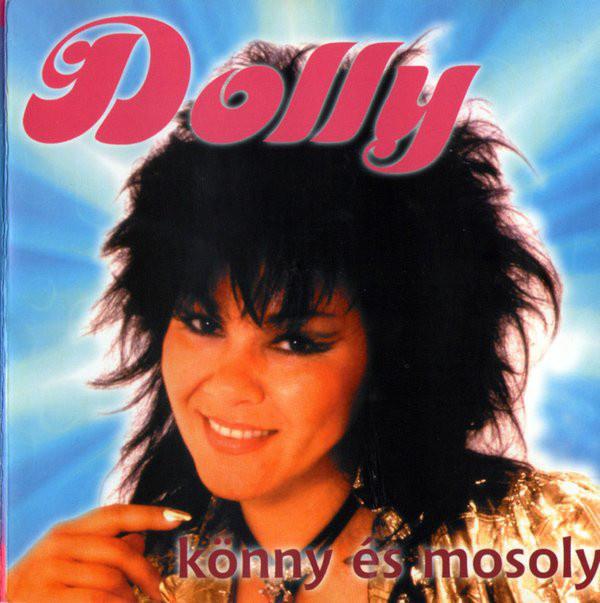 Dolly a 2000-ben megjelent önálló album, a Könny és Mosoly borítóján.