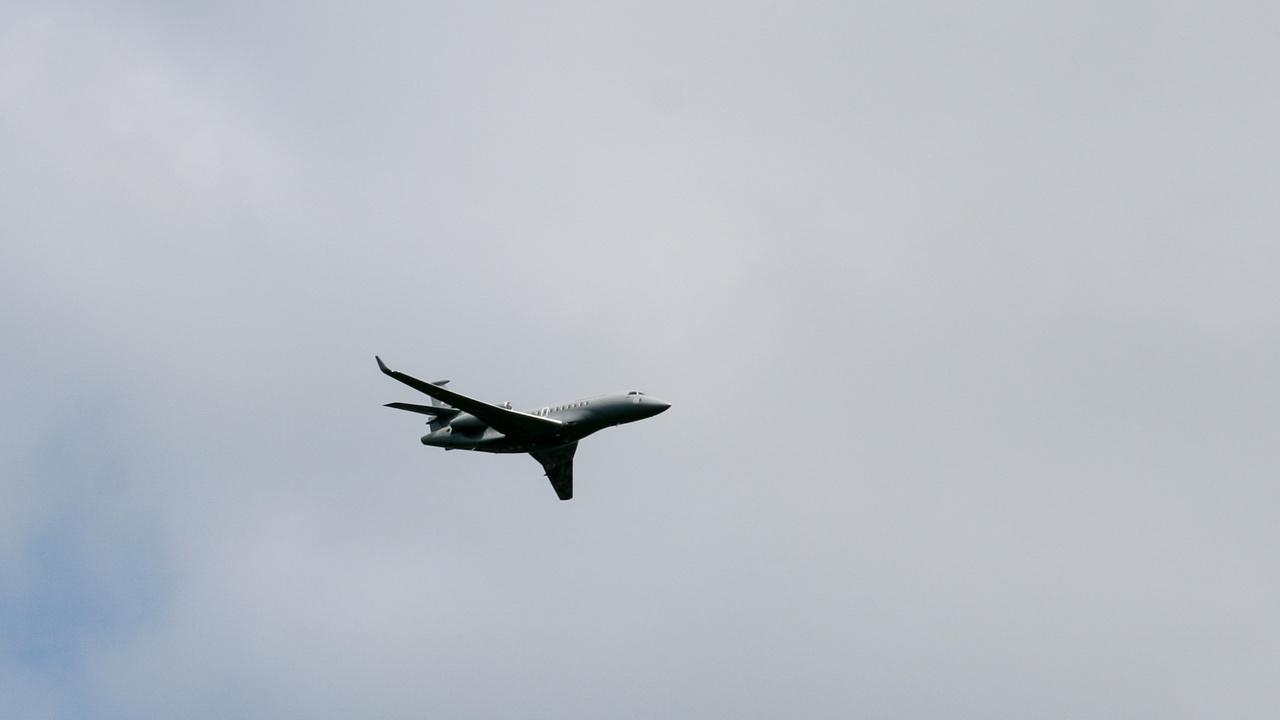 Az egyik legújabb katonai beszerzés a Falcon X7-es
