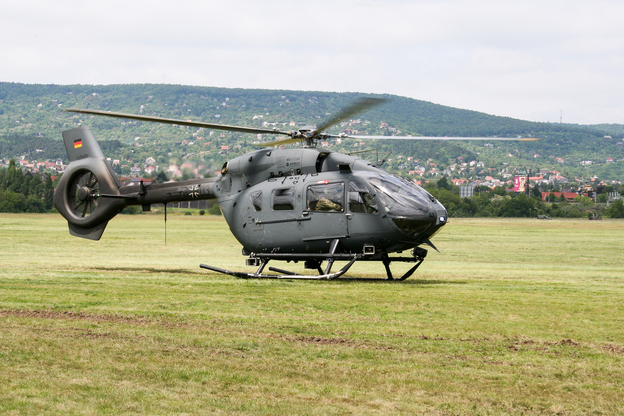 A jövő: a H145M-ből a honvédség 24 darabot rendelt