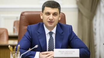 Zelenszkij beiktatása után azonnal lemondott az ukrán kormányfő