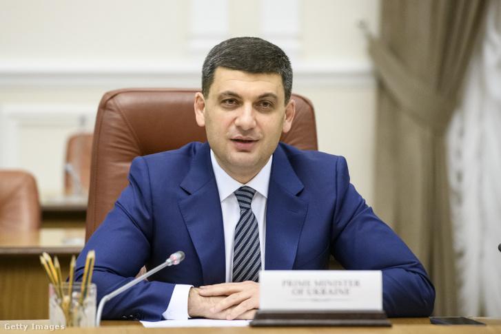 Volodimir Hrojszman