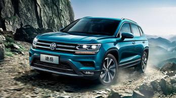 Világ-terepjárót tervez a Volkswagen
