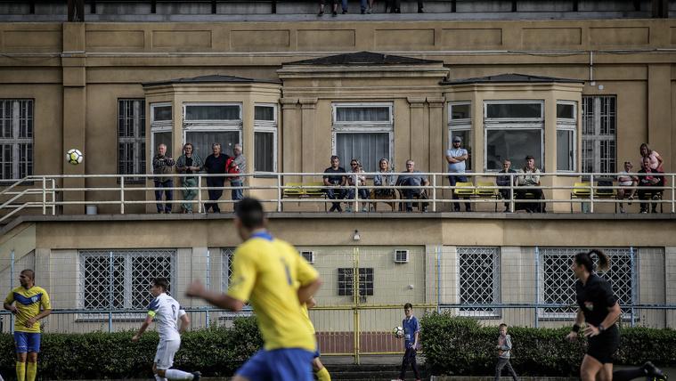 Egy osztállyal közelebb került a Sport utca két oldala