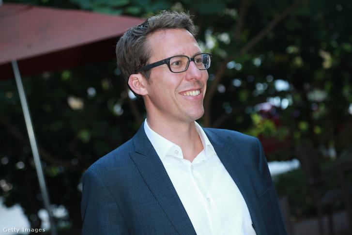 Bastian Obermayer, a Süddeutsche Zeitung újságírója